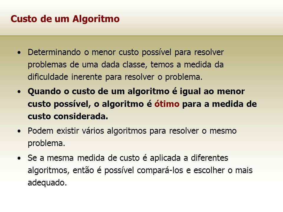 Usa um modelo matemático baseado em um computador idealizado.