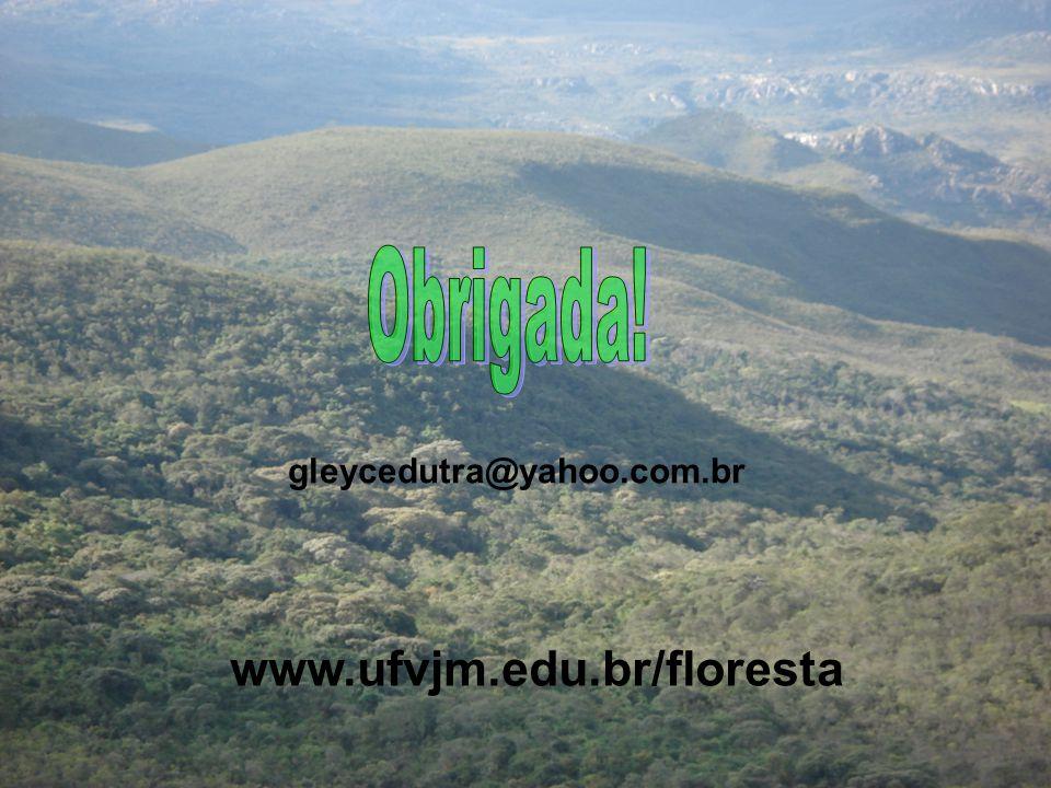 gleycedutra@yahoo.com.br www.ufvjm.edu.br/floresta