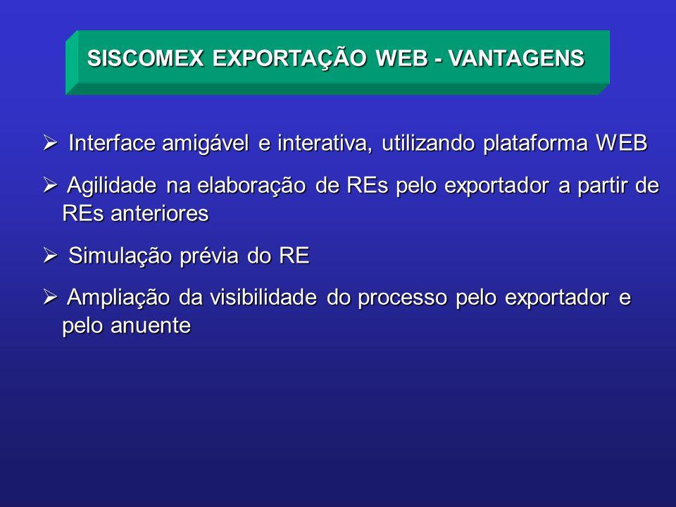 Interface amigável e interativa, utilizando plataforma WEB Interface amigável e interativa, utilizando plataforma WEB Agilidade na elaboração de REs p