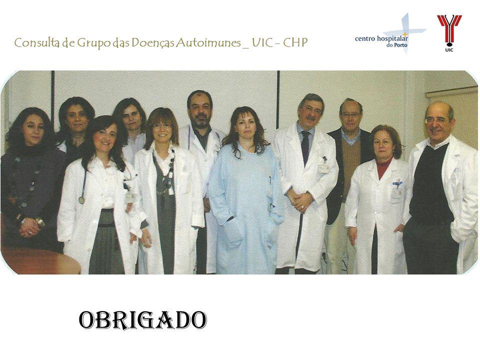 Consulta de Grupo das Doenças Autoimunes _ UIC - CHP Obrigado