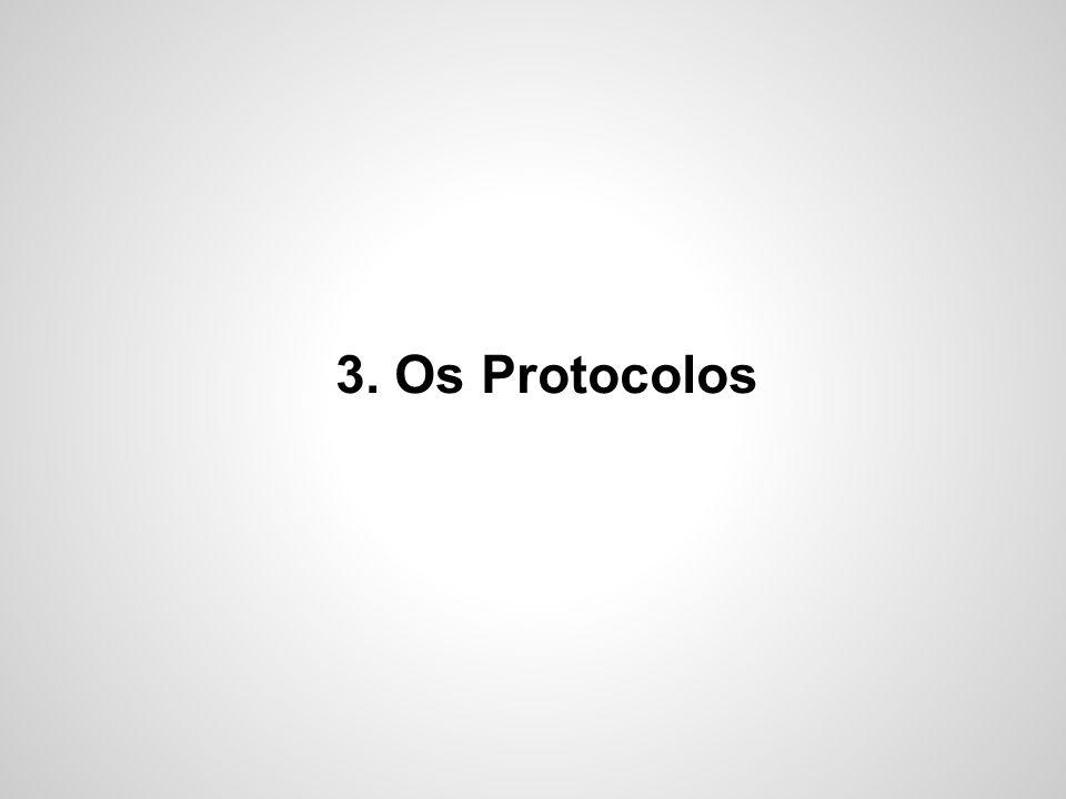 3. Os Protocolos