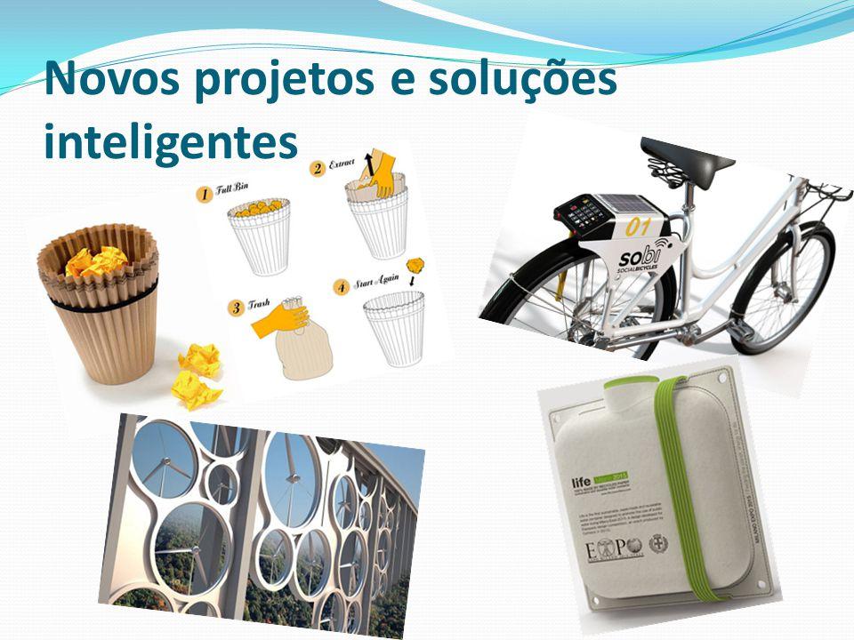 Novos projetos e soluções inteligentes