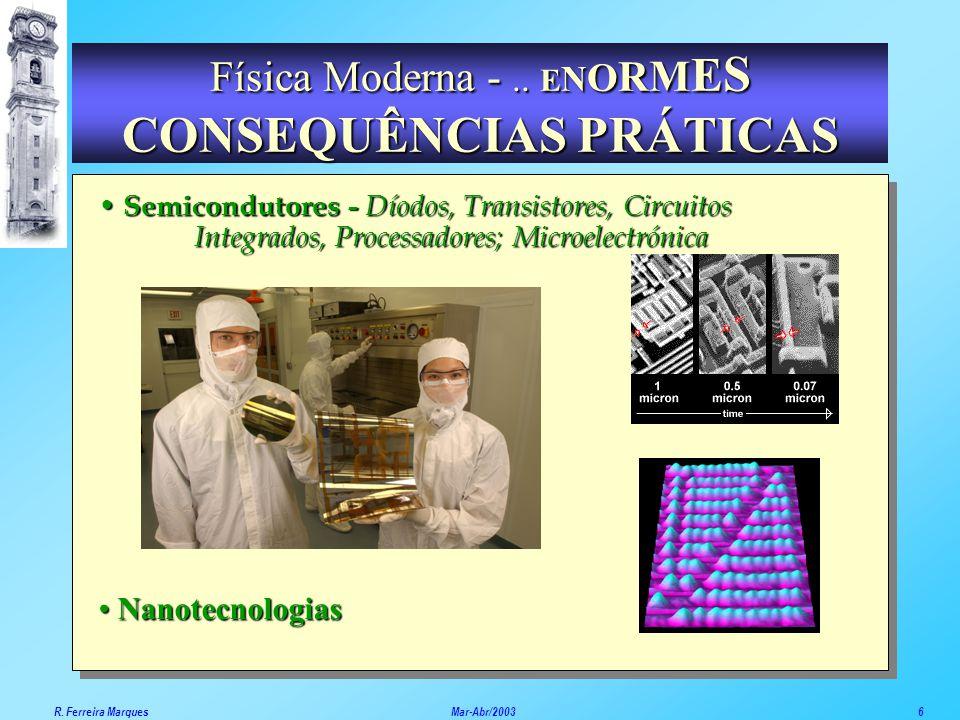 Instrumentação – Sensores + electrónica + processamento = = prolongamento dos sentidos Ver o que ainda há pouco se não via .
