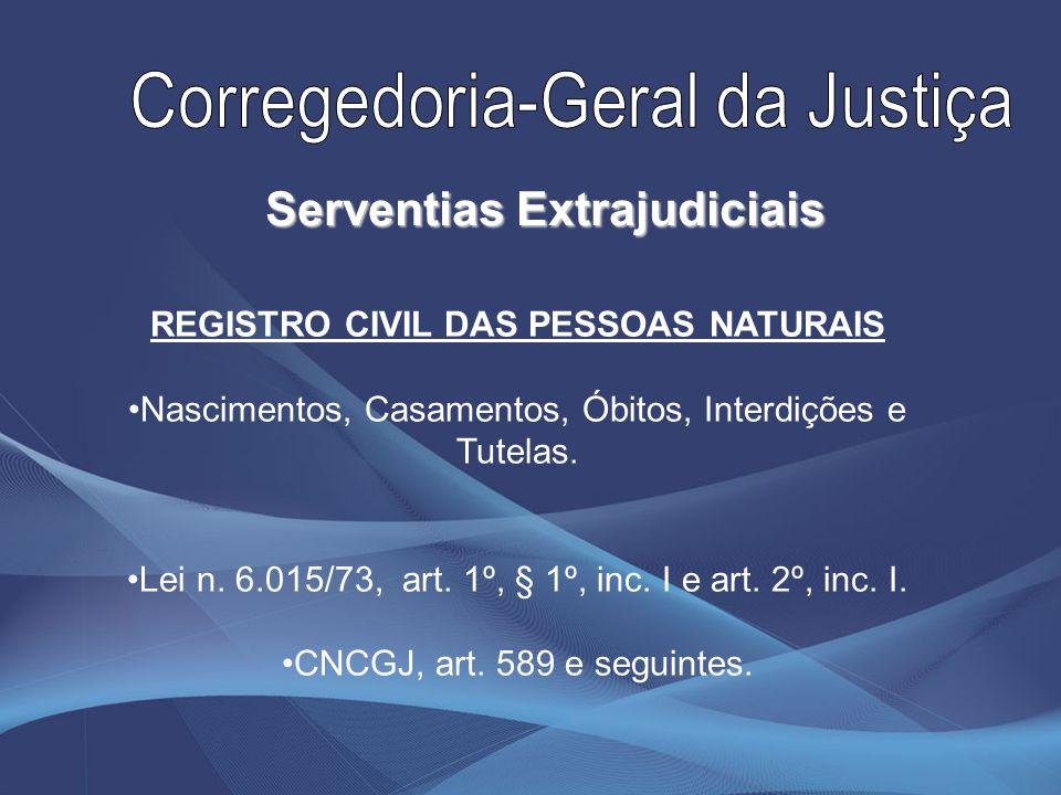 REGISTRO CIVIL DAS PESSOAS JURÍDICAS art.114 da Lei n.