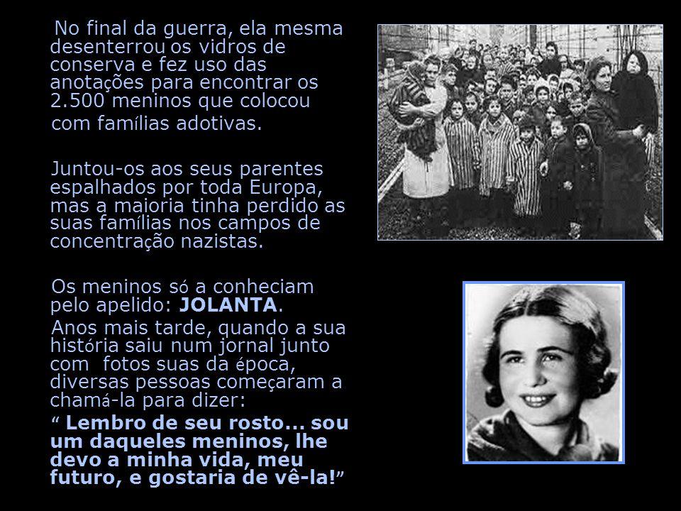 Um dia, os nazistas souberam das suas atividades. Em 20 de Outubro de 1943, Irene foi detida pela Gestapo e levada a prisão de Pawiak onde foi brutalm