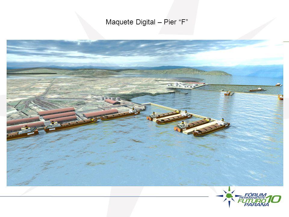 Portos do Paraná - Canais de Navegação