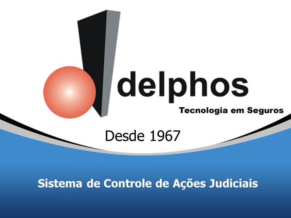 Sistema de Controle de Ações Judiciais Desde 1967
