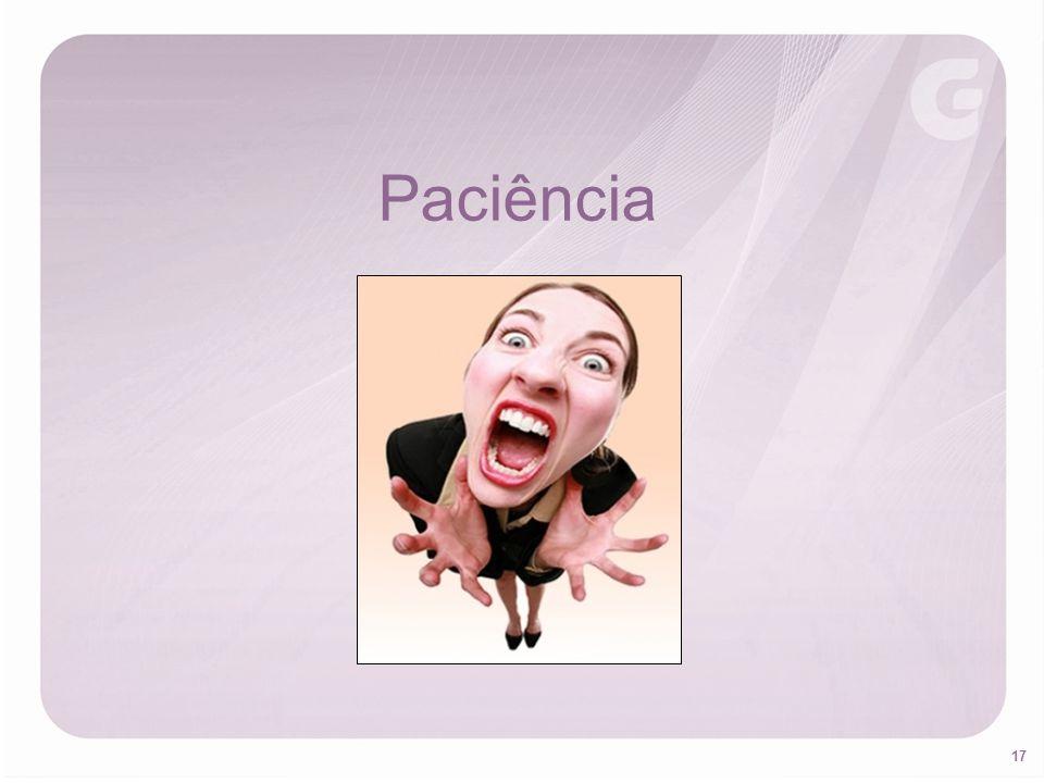 17 Paciência