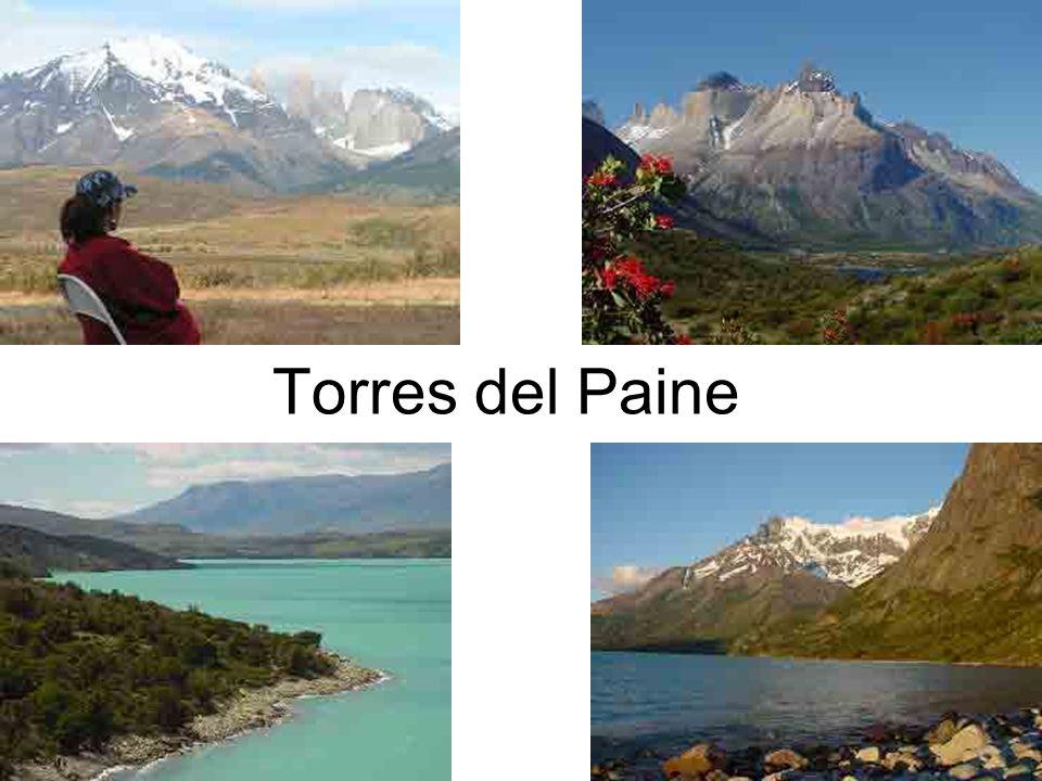 20 a 22 de fevereiro de 2007, terça-feira Pucón, terra de aventura e belezas naturais.