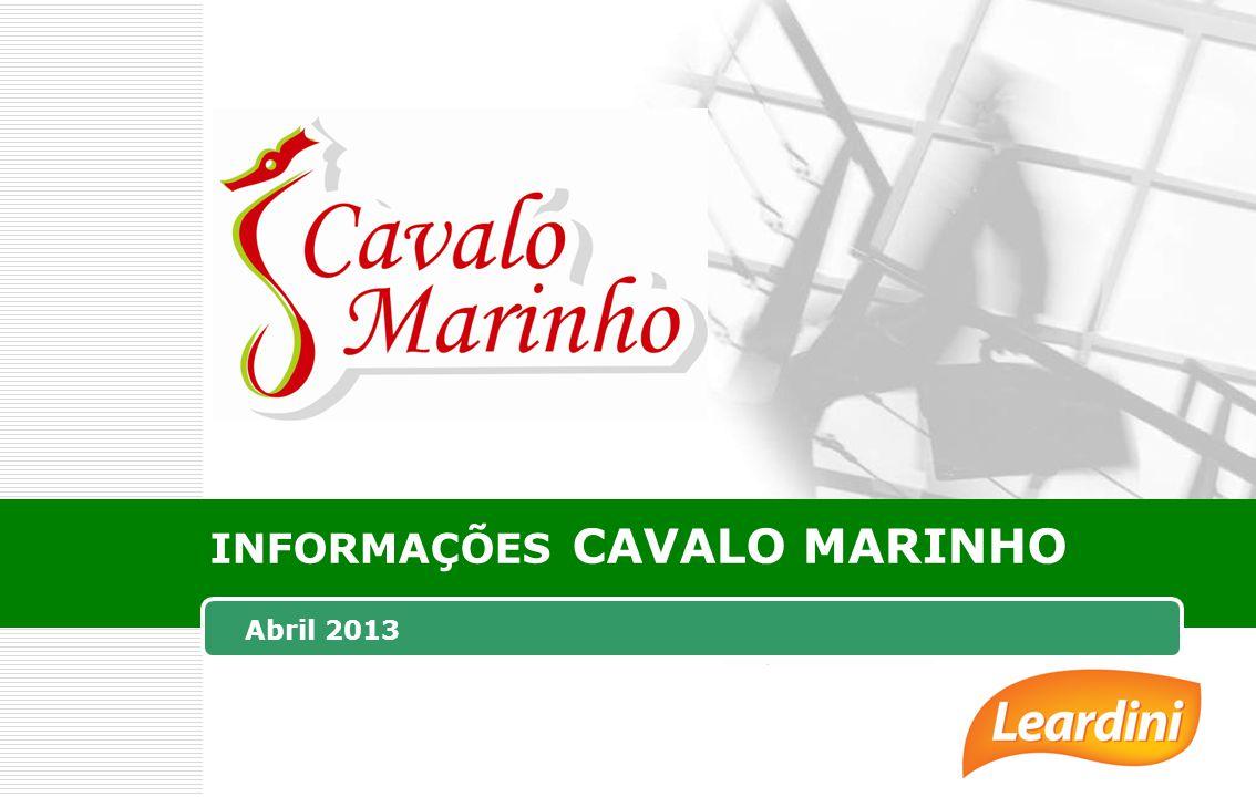 INFORMAÇÕES CAVALO MARINHO Abril 2013