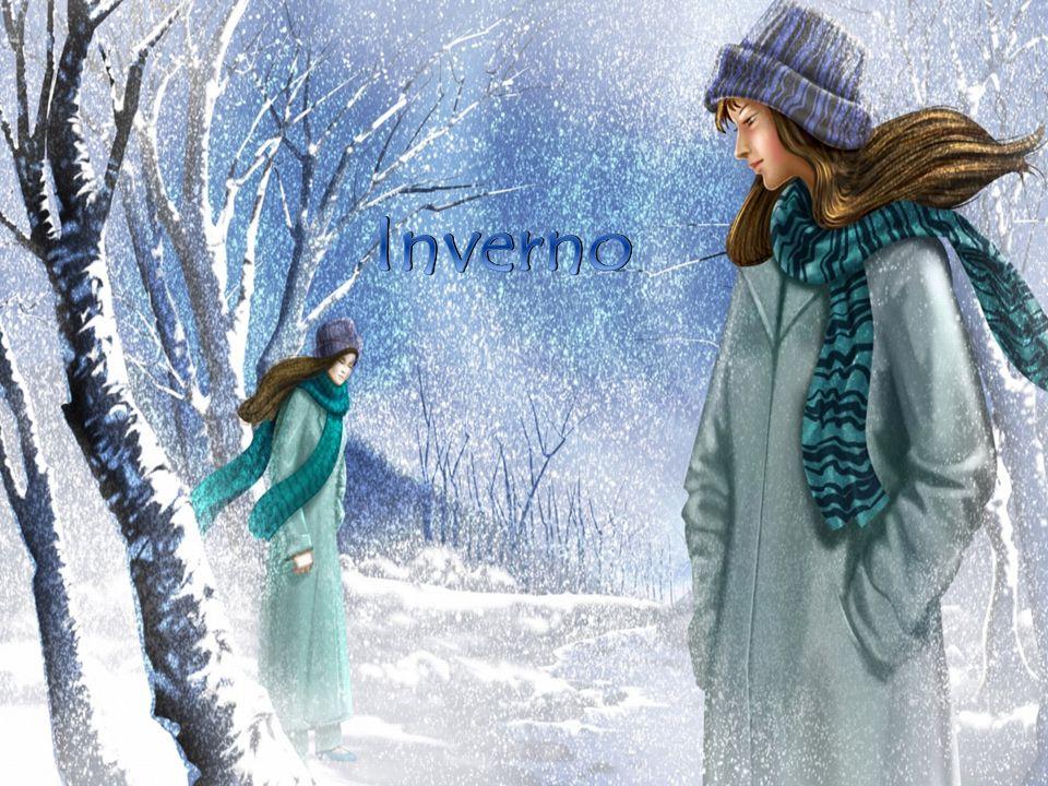 Nossa que frio.Chegou o inverno, a estação mais fria do ano.