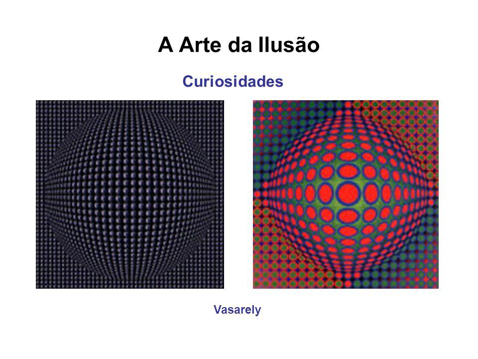 A Arte da Ilusão Vasarely Curiosidades