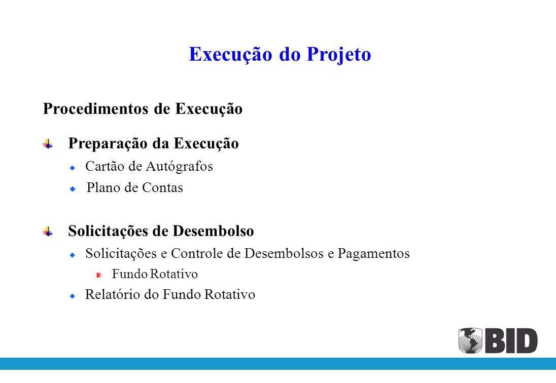 Programação Identificação Preparação Análise Negociação & Aprovação Execução & Supervisão Avaliação Ciclo de Projeto CICLO DO PROJETO