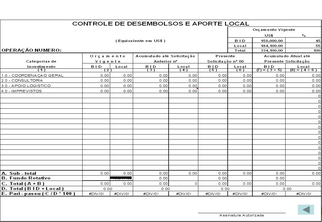 Formulário RE1-731 (09/98)