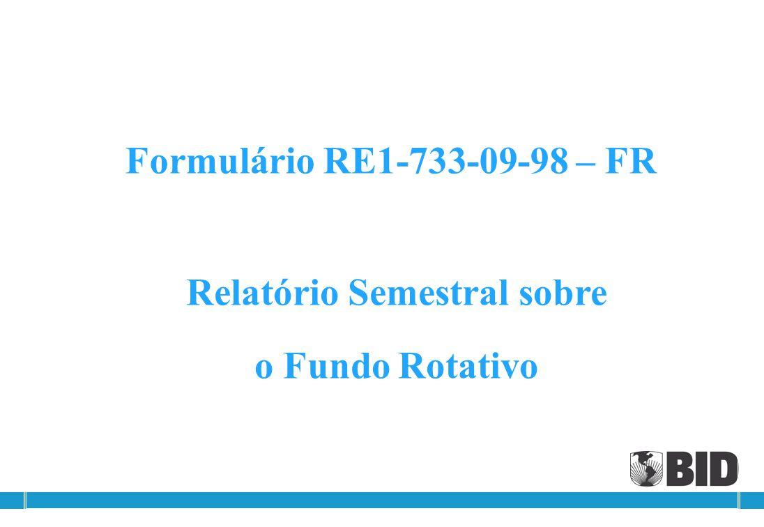 FORMULÁRIOS REQUERIDOS