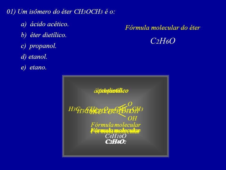 05) (U.DE UBERABA-MG) As balas e as gomas de mascar com sabor de canela contêm o composto cinamaldeído (ou aldeído cinâmico) que apresenta a fórmula estrutural abaixo.