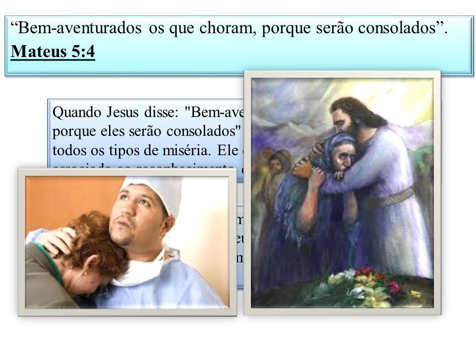 Quando Jesus disse: