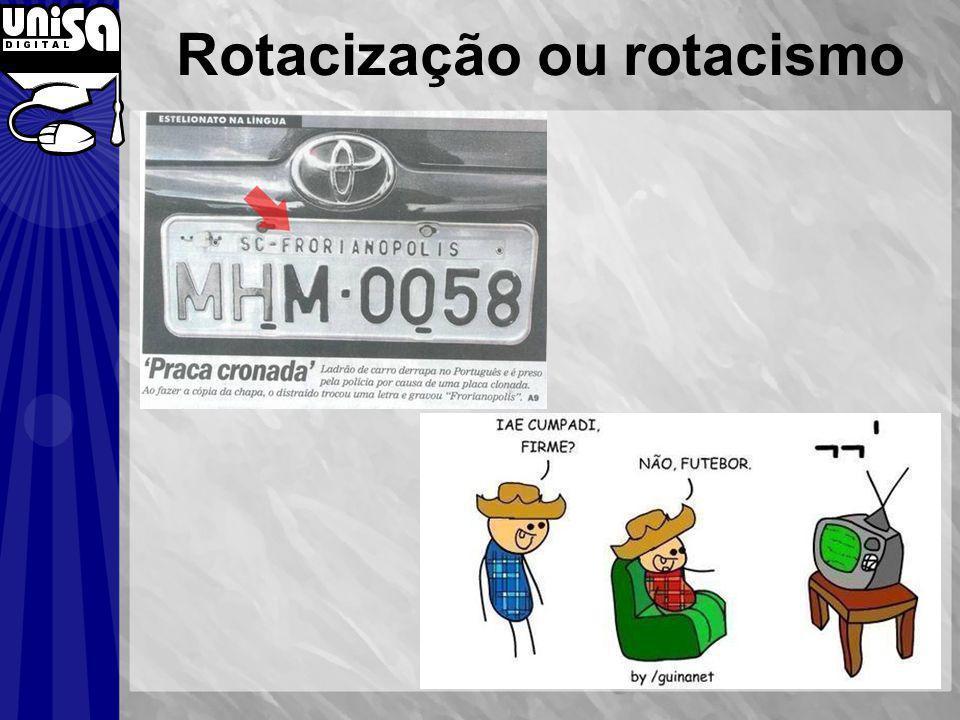 Rotacização ou rotacismo