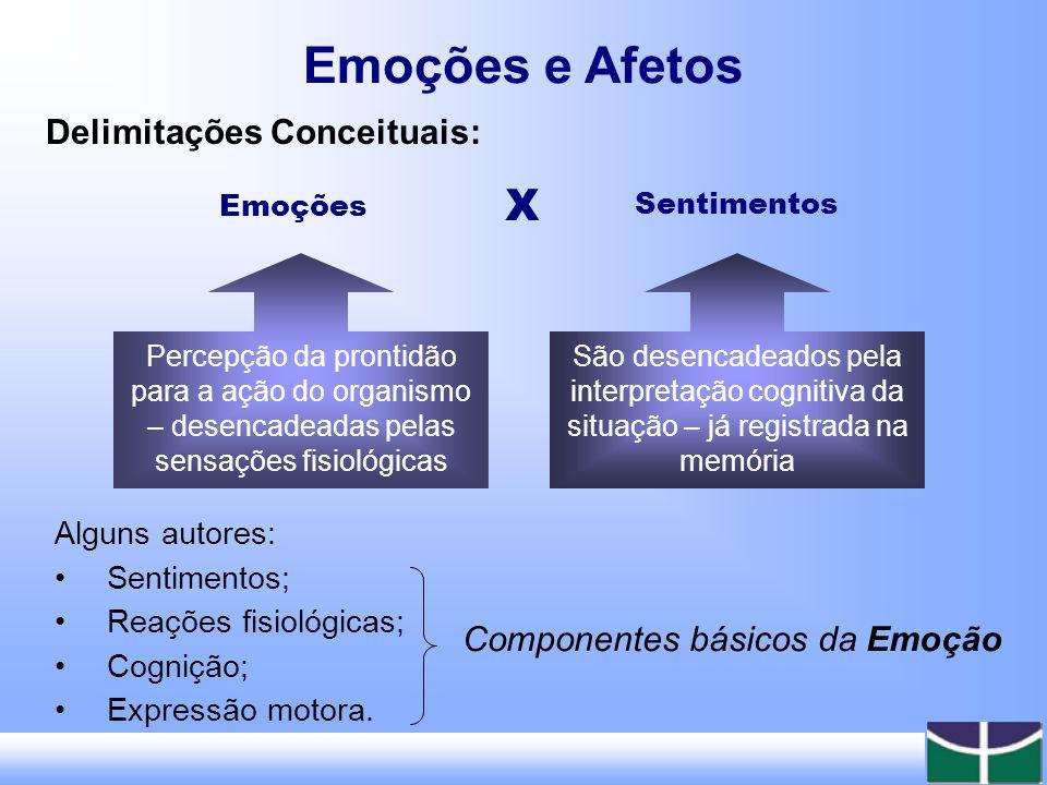 Para Finemam Emoções que perturbam a racionalidade (1) Emoções úteis à racionalidade (2) Emoções e razão entrelaçadas (3) Razão e Emoção nos Contextos de Trabalho Ainda dentro do contexto organizacional: As pessoas agem com base no que percebem; Conceito de racionalidade limitada, decisões alternativas com o uso de heurísticas e intuições; Mito da racionalidade – não existe fronteira entre razão e emoção