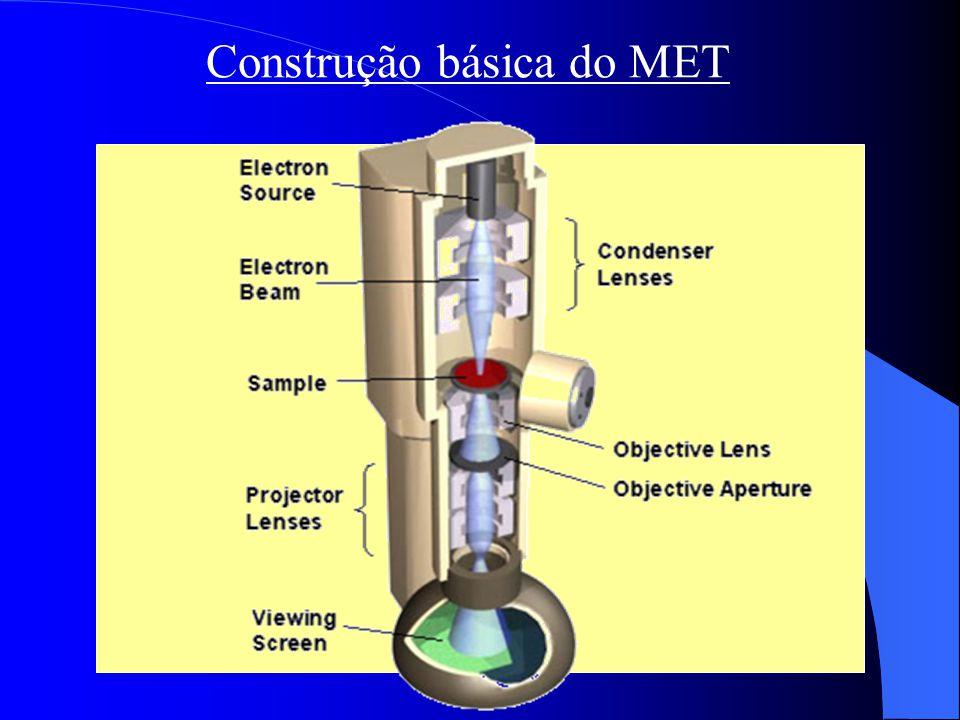 Coluna Típica de um MET