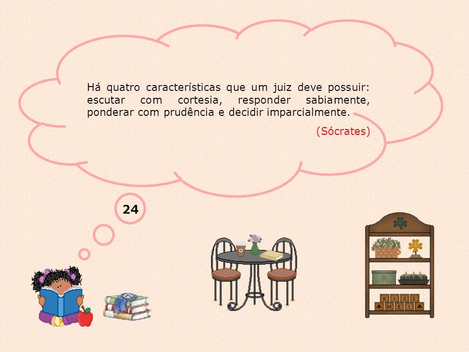Um livro é um mudo que fala, um surdo que responde, um cego que guia, um morto que vive. (Padre António Vieira) 23