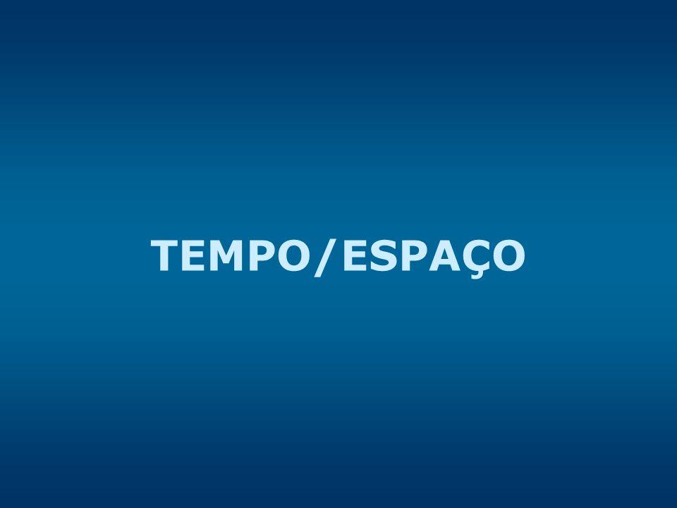 TEMPO/ESPAÇO