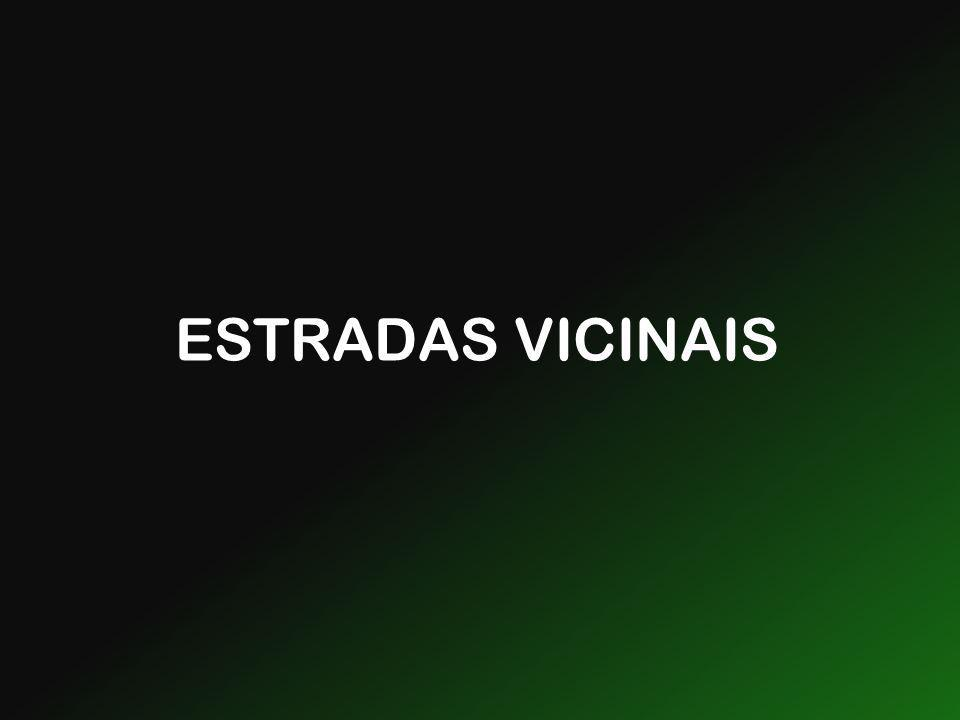 ESTRADAS VICINAIS