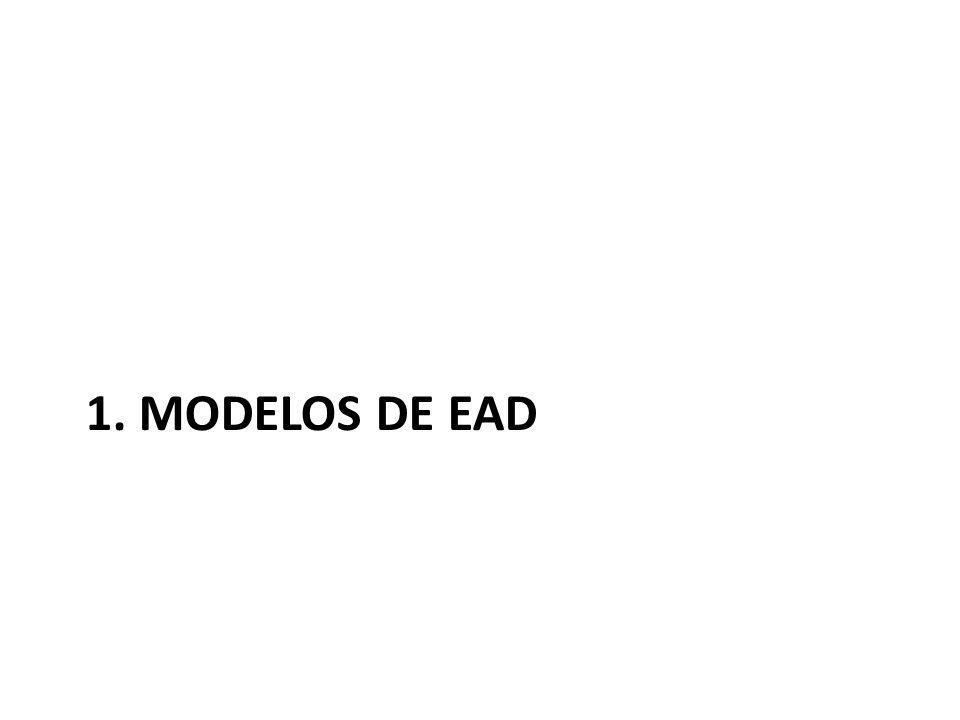 1. MODELOS DE EAD