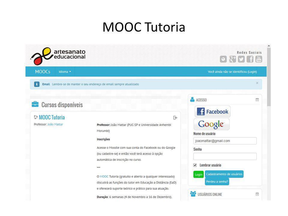 MOOC Tutoria