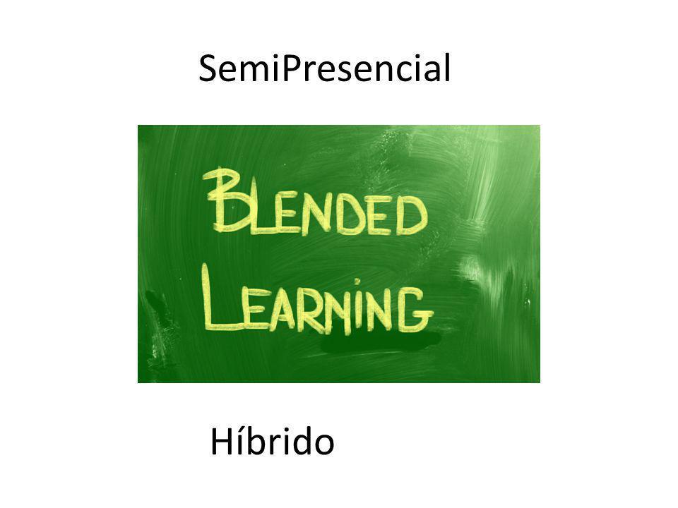 SemiPresencial Híbrido