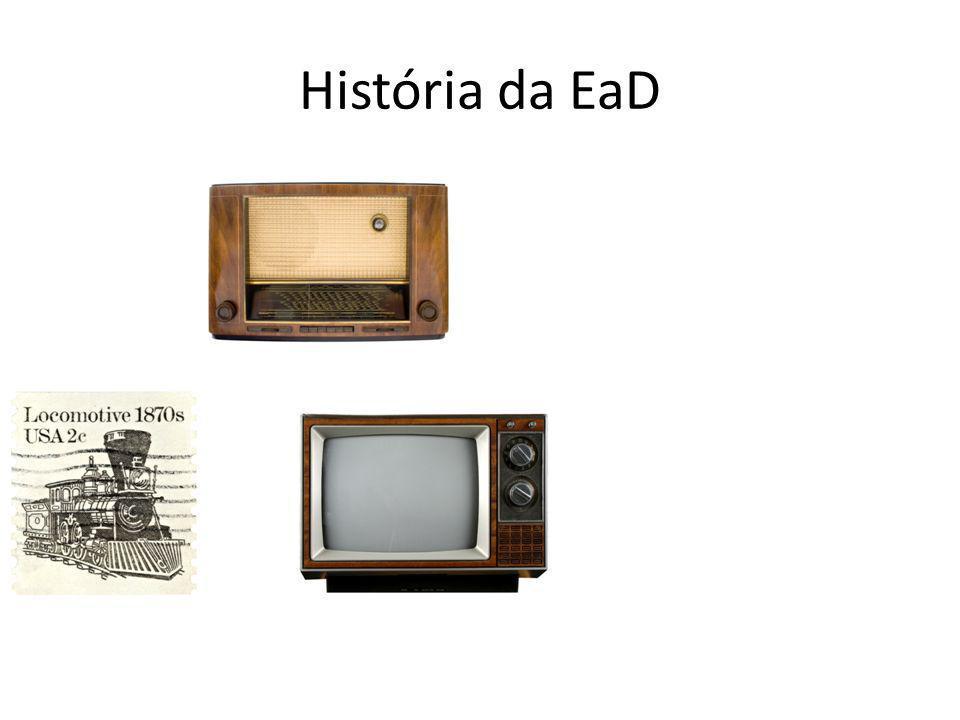 História da EaD