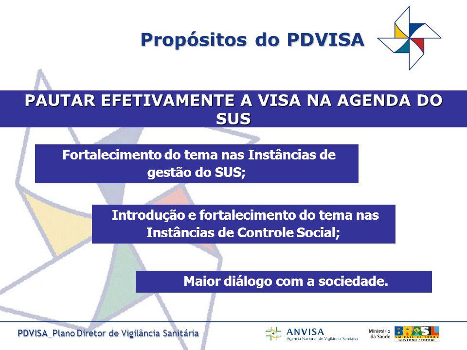 PDVISA_Plano Diretor de Vigilância Sanitária O que é o Plano de Ação.