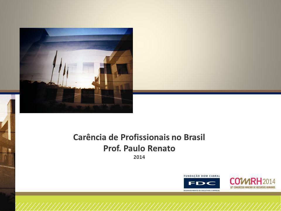 Técnico foi a função que apresentou mais crescimento em termos de precariedade de qualificação.