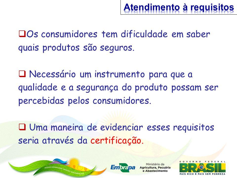 Para entendermos o que é a certificação e como esta ferramenta pode auxiliar no uso correto de agrotóxicos e, consequentemente, na redução de resíduos nos produtos da agricultura é importante conhecermos sobre a atividade de Avaliação da Conformidade.
