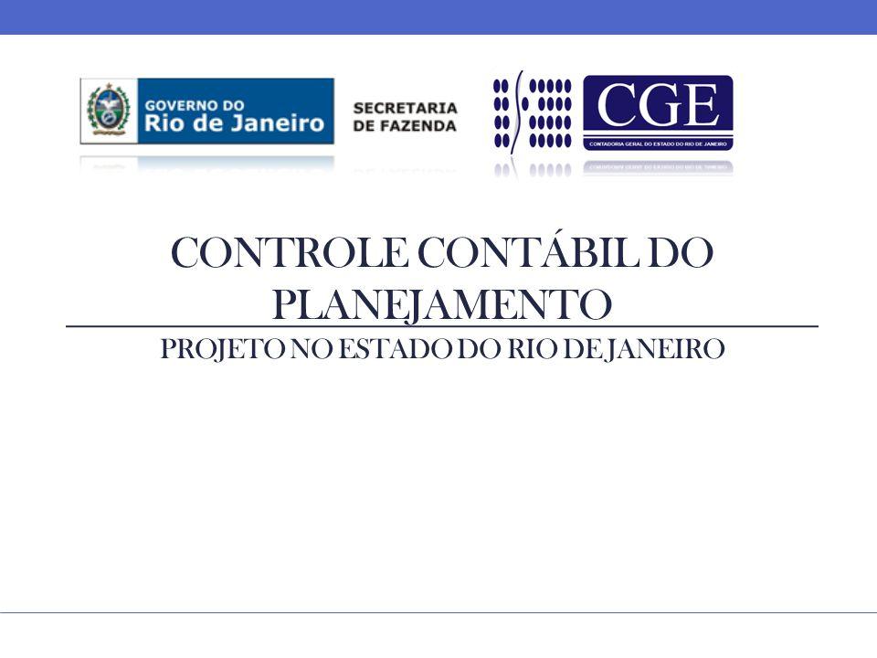 CONTROLE CONTÁBIL DO PLANEJAMENTO PROJETO NO ESTADO DO RIO DE JANEIRO