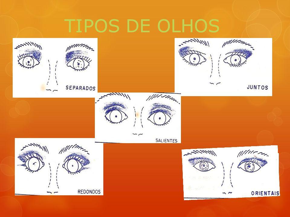 TIPOS DE OLHOS
