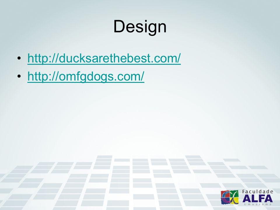 Design http://ducksarethebest.com/ http://omfgdogs.com/