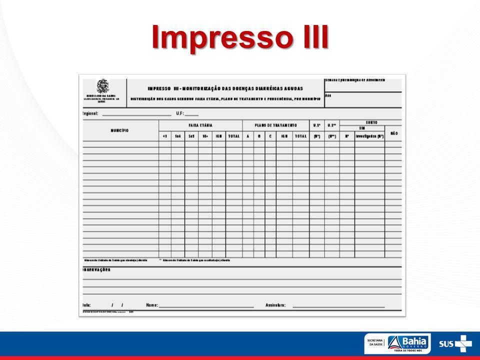 Impresso III