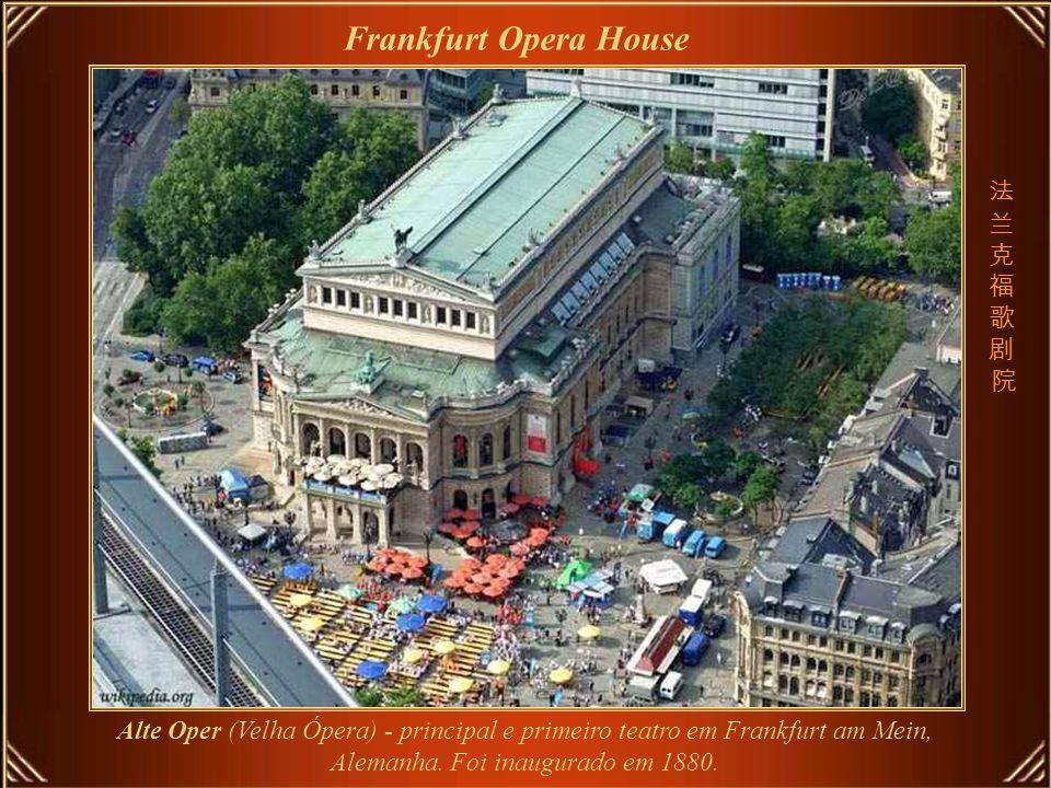 Copenhagen Opera House O grande salão