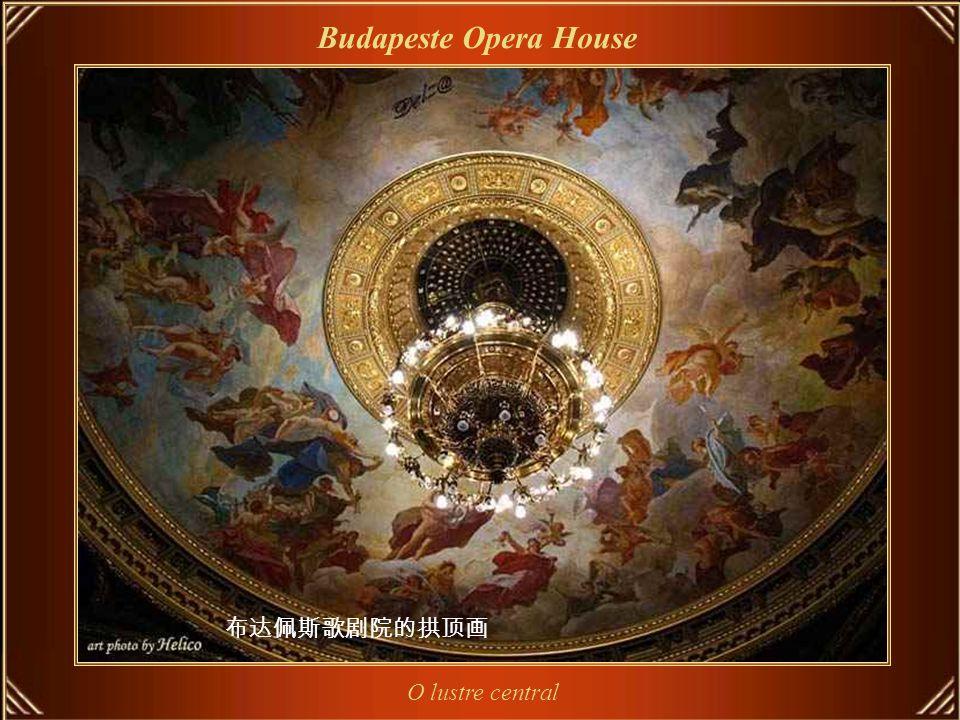 Budapeste Opera House Ferenc Erkel regeu seu concerto inaugural em 1884