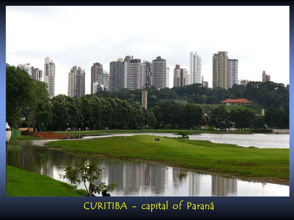 CUIABÁ - capital of Mato Grosso