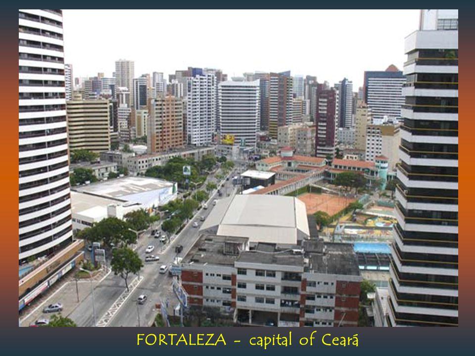 FLORIANÓPOLIS - capital of Santa Catarina