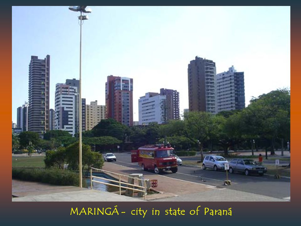 MANAUS - capital of Amazonas