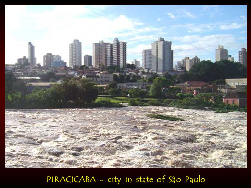 OSÓRIO - city in state of Rio Grande do Sul