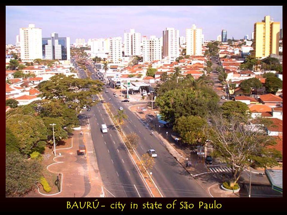 ARACAJÚ - capital of Sergipe