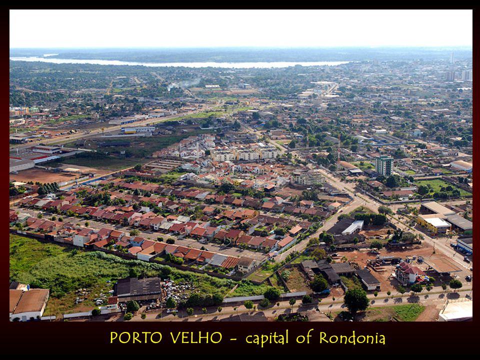 PORTO ALEGRE - capital of Rio Grande do Sul