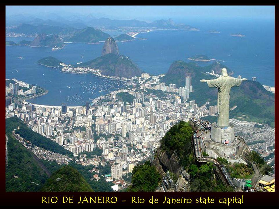 RIO BRANCO - capital of Acre
