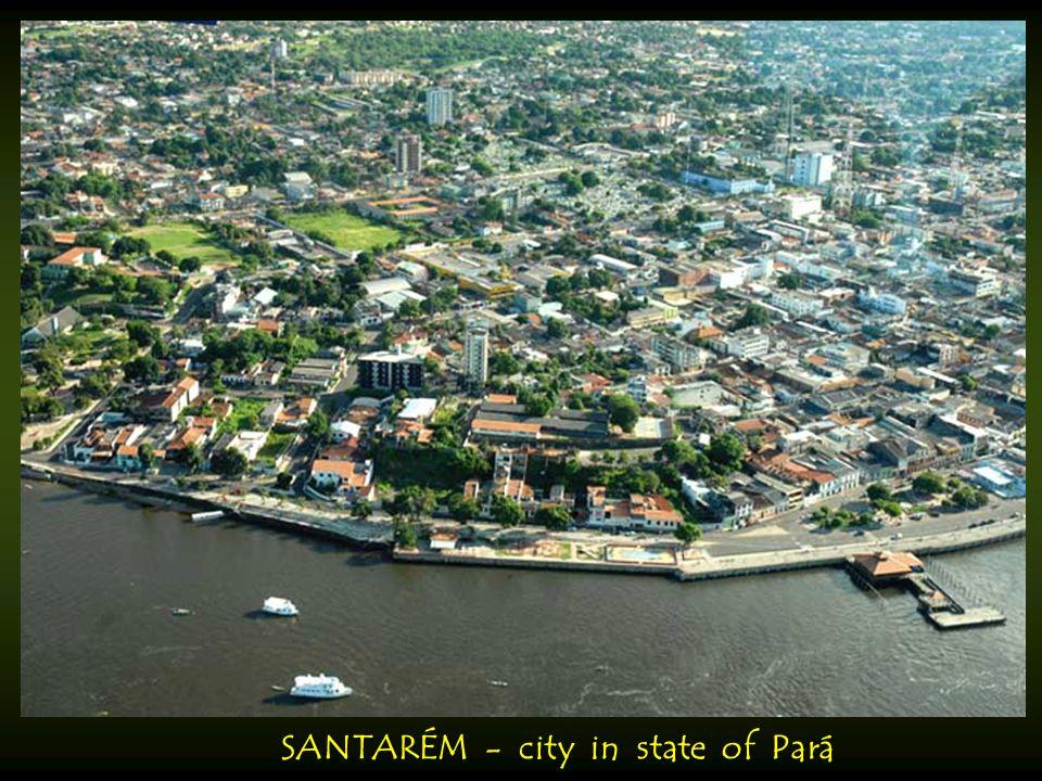 SALVADOR - capital of Bahia