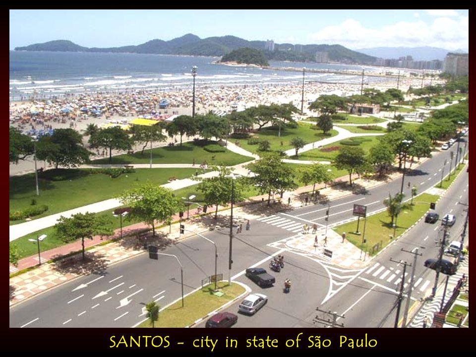 SANTO ANDRÉ - city in state of São Paulo