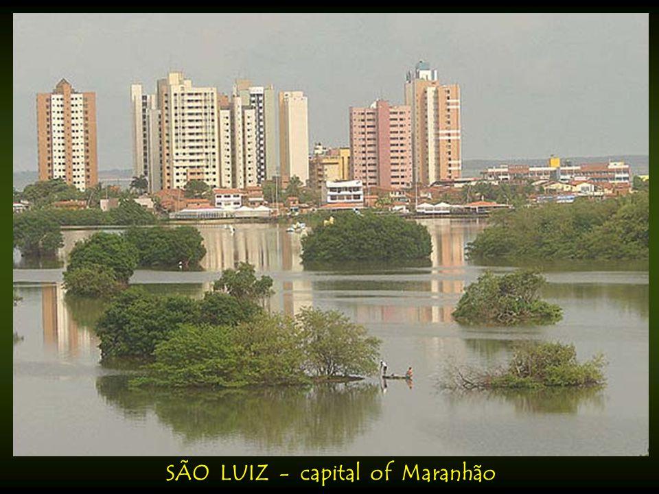 SANTOS - city in state of São Paulo